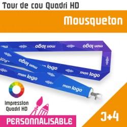 Tour de Cou Mousqueton J+4