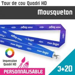 Tour de Cou Mousqueton J+20