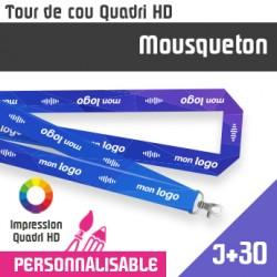 Tour de Cou Mousqueton J+30