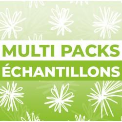 Multi pack échantillon