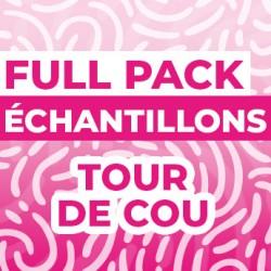Pack Échantillon Tour de cou