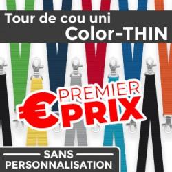 Tour de Cou Color-THIN