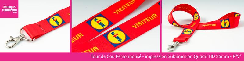 Tour de Cou Prix Bas LIDL