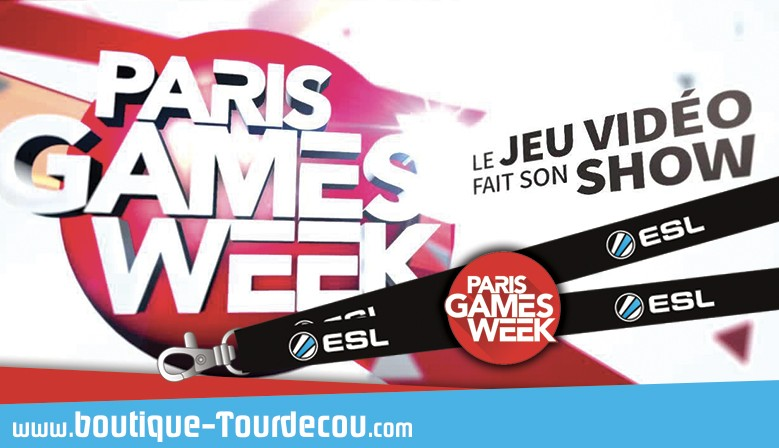ESL Paris Games Week